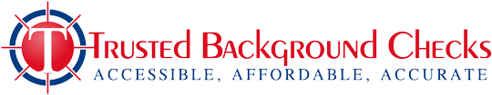 Trusted Background Checks logo